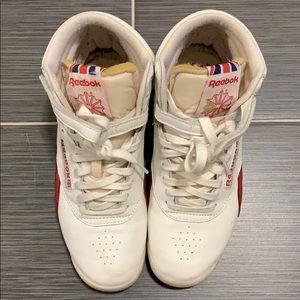'Freestyle Hi - Vintage' Sneaker